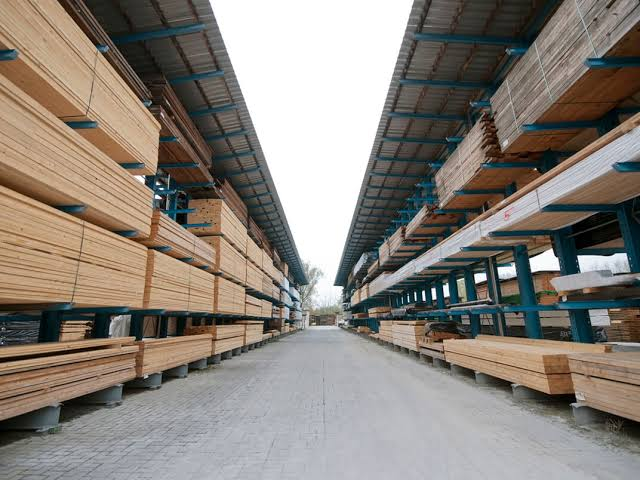 Lumber Yard - The Facts About Lumber Yards